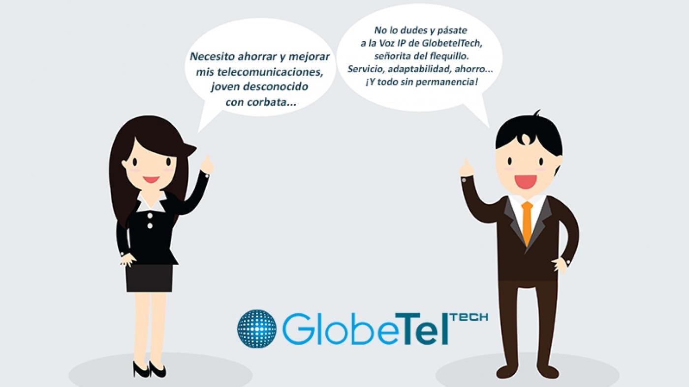 En GlobetelTech damos el mejor servicio de telecomunicaciones para empresas